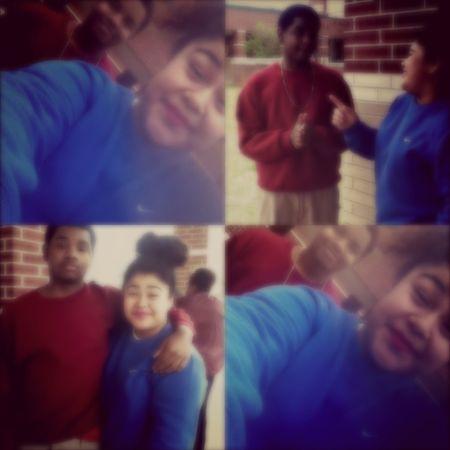 Lalala , Lil David & I .