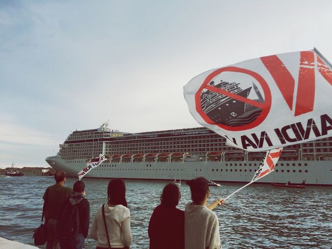 No grandi Navi Navi Boat Cruise Ship Nograndinavi Flag PeopleOfTheOceans