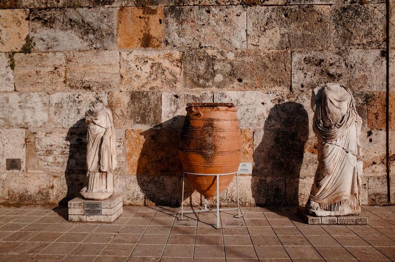 At Hierapolis