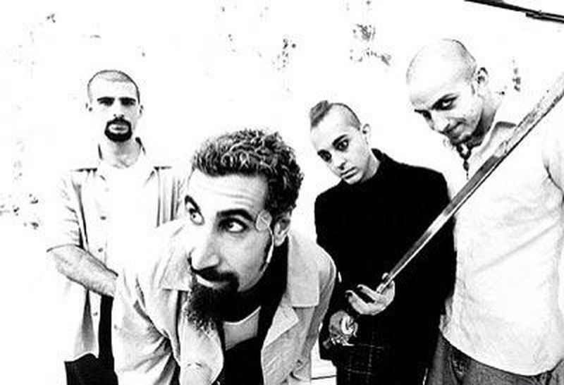 I don't think you trust in my self righteous suicide, I cry when angels deserve to Die. ChopSuey Systemofadown