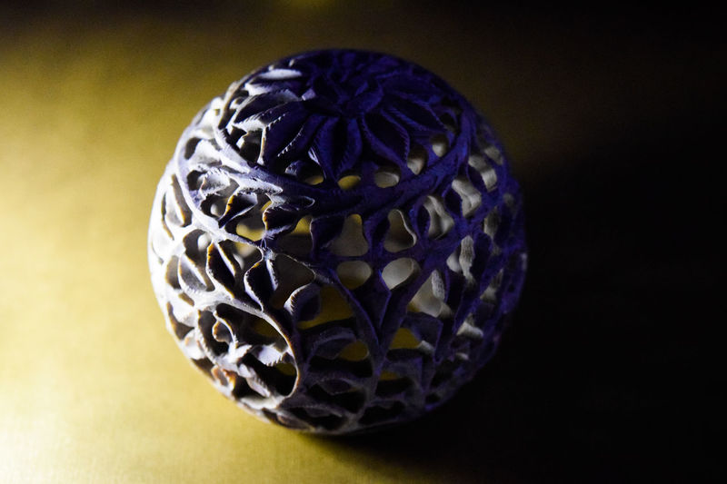 Perspective Circle Close-up Ball No People EyeEm Selective Focus Perspective Photography Extraordinary  High Angle View Light And Shadow Carvings In Stone Lamp Shade  Stone Carving Stone Lantern Carving Carving - Craft Product ArtWork