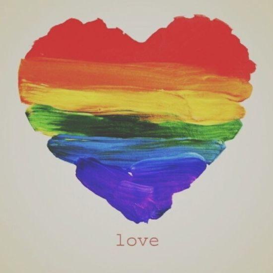 Love is Love Hello World Respect Love