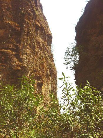 Climbing A Mountain Hello World