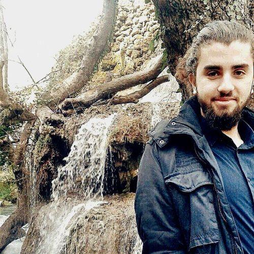 Düden şelalesi Antalya Waterfalls me boy hair beard blue nature beautiful tree light photooftheday
