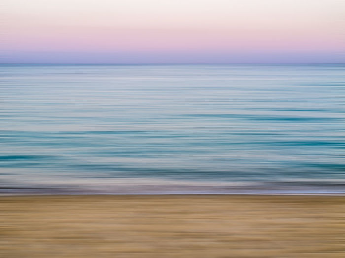 "a sunset in Costa Rei, Sardinia, captured ""in movement"" Costa Rei Pink Salt Wave Dawn Dusk Horizon Movement Salty Sand Sardinia Sardinian Sea Shore Simmetry Sky Sun Sunrise Violet"