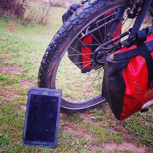 Check out my blog www.biketour-global.de for my latest Review about the outdoor tablet Samsung Galaxy Tab Active, which I tested during my biketrip through Georgia / Caucasus. Biketouring Gear Tablet Review Instareview Testbericht Test Electronics  Mobile Tabletpc Outdoortablet Outdoor Tabactive
