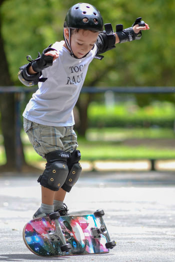 Skatepark Boys Casual Clothing Child Childhood Day Focus On Foreground Leisure Activities Leisure Activity Lifestyles One Person Outdoor Outdoors Real People Real People Boy Skate Skate Park Skateboard Skateboarder Skater Sport Sport Equipment Sports This Is My Skin EyeEmNewHere Adventures In The City