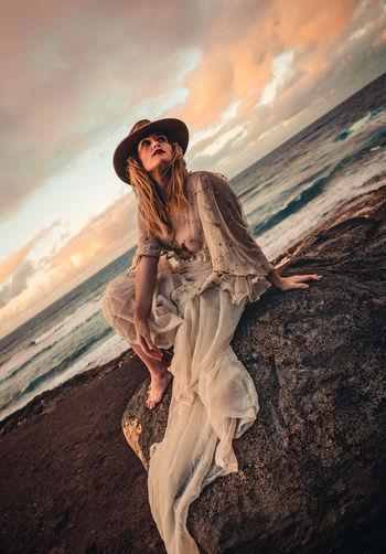 Moody Mermaid
