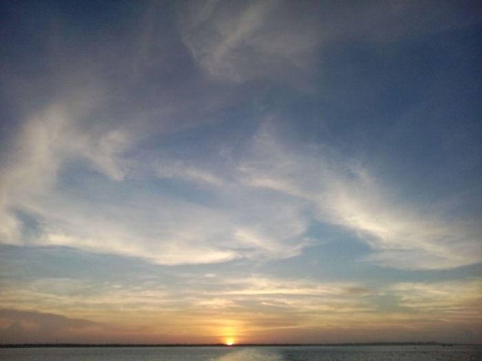 Sunset Nature Dusk