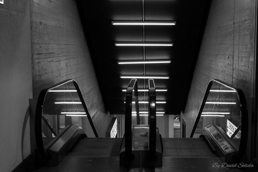 Exit Exit Steps And Staircases Architecture Black And White Canonphotography Basel, Switzerland Phtotography