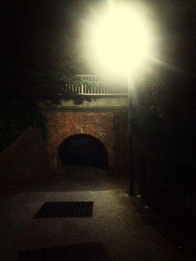 Tunnel Dark Japan OSAKA