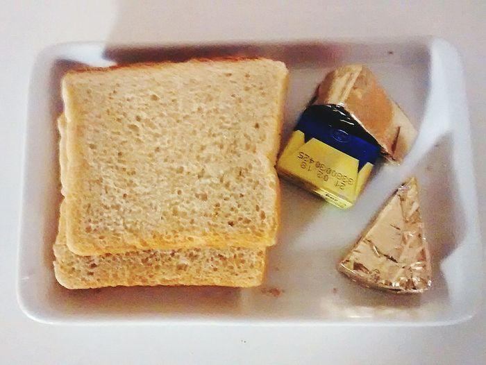 Abendbrot in der Augenklinik Barmbek. und das nach einer nüchternen Op...bullshit!! Barmbek Augenklinik A Little More Bread Nur Gruselig AKB