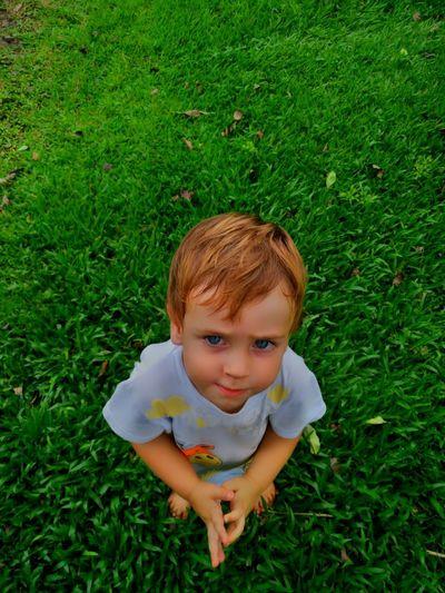 Grass Child