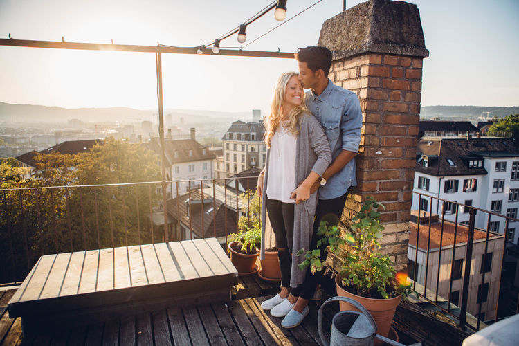 City Couple Date Dating Engagement Happiness Happy Holding Hands Kiss Love Picnic Relationship Roof Rooftop SummerNights Summertime Balloon Couplegoals Evening Goldenhour Marriage  Summer Sunset Togetherness Wine