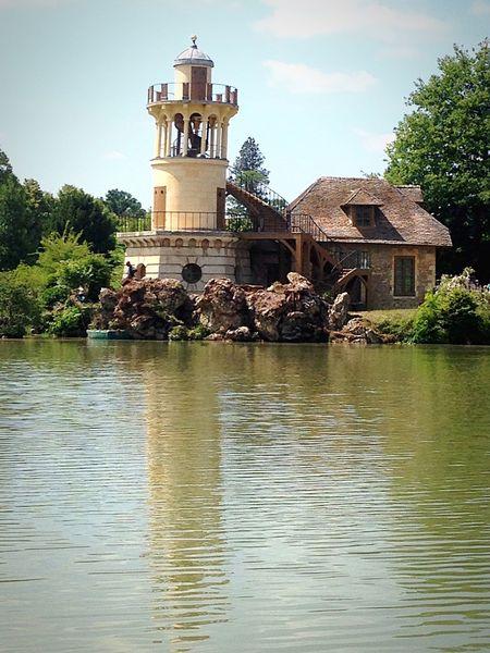 Versailles Gardens Paris Nature History Jardins Petit Trianon Architecture