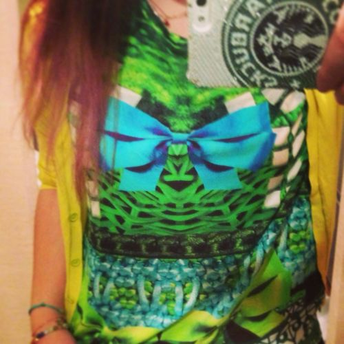 Coordinate marykatrantzou green Fashion Coordinate