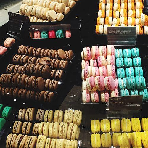 Macarons Sweet Candies! Selfridges England Lovely Tasty Foodporn Food Nomnomnom