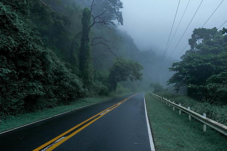 #Road #sunset