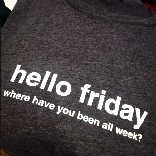 My favorite pajamas Fryday Night Thanks God It's Friday Pajamas Text Communication Information Indoors  Sign Message Close-up High Angle View Visual Creativity