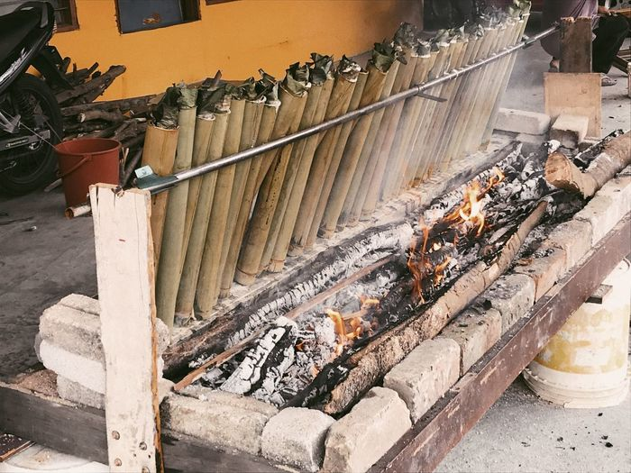 Lemang with