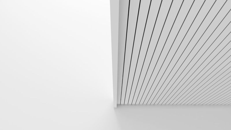 White wood lath wall isolated on white background in architecture concept. Mock up stats striped pattern texture. 3d illustration Architecture Architecture Backgrounds Blank Built Structure Close-up Copy Space Day Indoors  Lath Modern Nature No People Office Pattern Simplicity Slats Still Life Studio Shot Wall - Building Feature White Background White Color Window Wood - Material