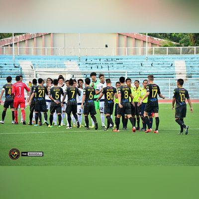 @kayafc vs Manila Jeepney FC ⚽ . . . UFL Unitedfootballleague KayaFC Unakaya KayaFCvsManilaJeepney sbspotlight soccerbible football themanansala