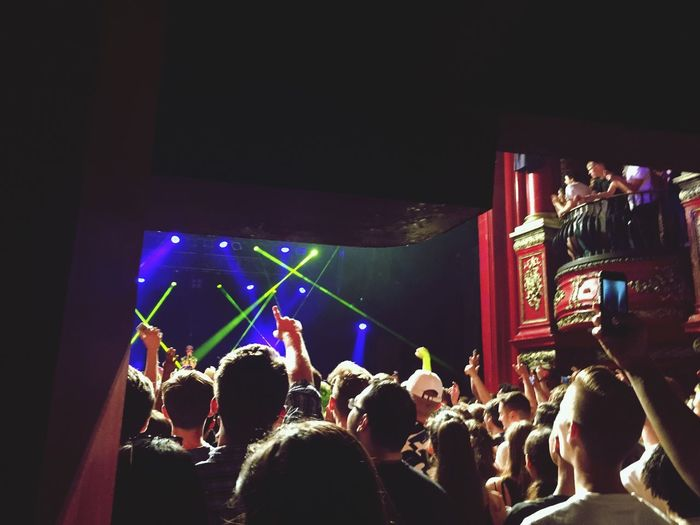 Logic Concert Music Event First Eyeem Photo
