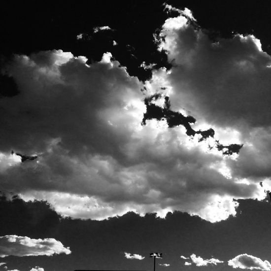clouds Sky Low Angle View Flying Cloud - Sky No People Nature Outdoors Silhouette Day Bird Monochrome Blackandwhite Beauty In Nature Landscape Silhouette Tranquility EyeEmNewHere Clouds And Sky Cloud Clouds EyeEmNewHere