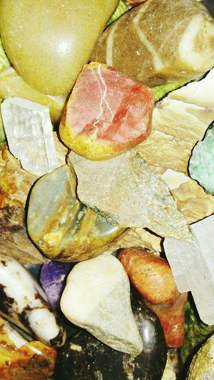 minerals Rocks