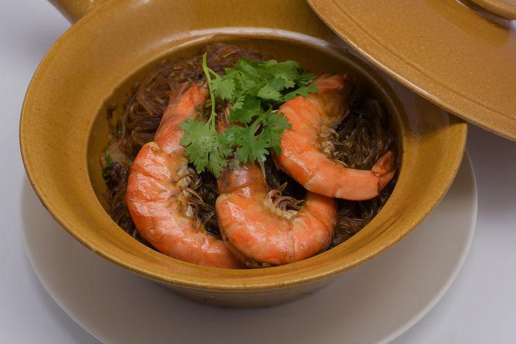 Food Pot Clay