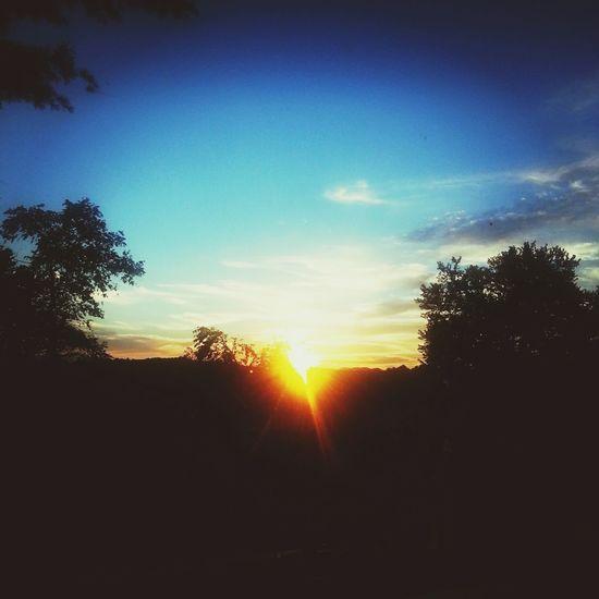 Hello World Beautiful Sunset EyeEm Best Shots Eye4photography  Eyemphotography Landscape Instalike Instagood