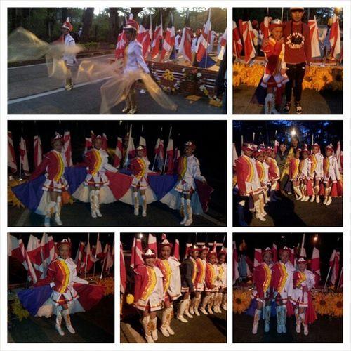 Panagbenga 2015 Opening Day Flowerfest2015 Blossomingtogether Itsmorefuninbaguio Beautifulpeoplexx Competition Baguiocity Panagbenga2015 FlowerFestival