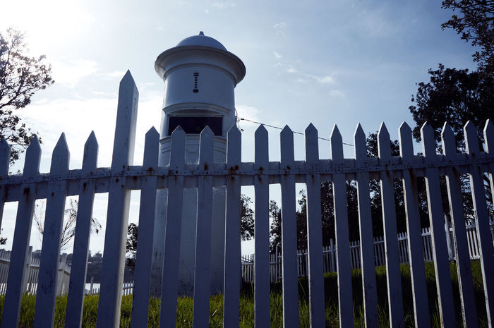 Architecture Building Exterior Cloud - Sky Day Lighthouse Low Angle View Nature No People Outdoors Sky