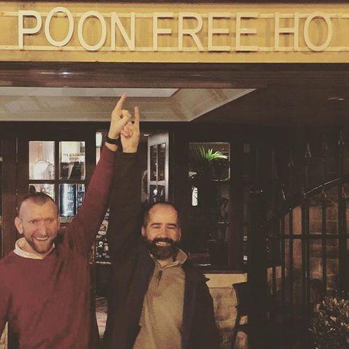 Poon Free Ho? Wetherspoons Harrogate