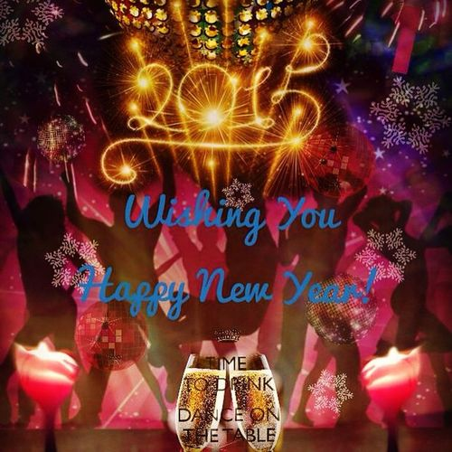 Newyears Lucky 2015  Happy New Year Holiday Celebrate Party Lights Champagne POPPING Fireworks Collage Snowflakes Club Dance Followme Likes Party TagForTag Cheers Disco Ball Candles#New #years #eve ,#stars #music ,#red ,#siloettes