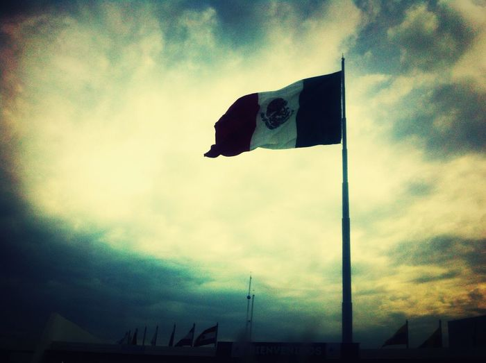 Mexico Flag Taking Photos Enjoying Life Hello World