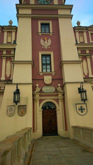 Zamość Polska Poland Lubelszczyzna Miasto Ratusz Day Tourism Architecture City Mobilephotography EyeEm EyeemPhotos Polskajestpiekna Houses Beautiful No People Built Structure