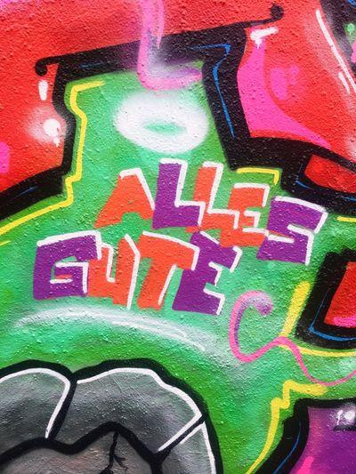 Graffiti Alles Gute Zum Geburstag