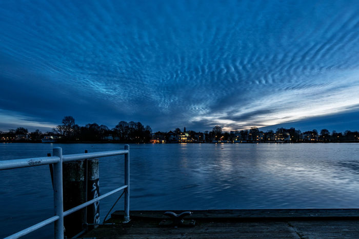Außenalster Blue Hour Dramatic Sky Hamburg City January Nikon Architecture Beauty In Nature Blue Sky And Clouds Building Exterior Built Structure City Cityscape Cloud - Sky Early Morning Illuminated Nature Night Nikonphotography No People Outdoors Pillar Ponton River Scenics Sky Tree Water