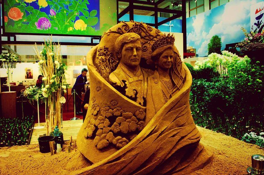 Sand Kunst Sand Photography
