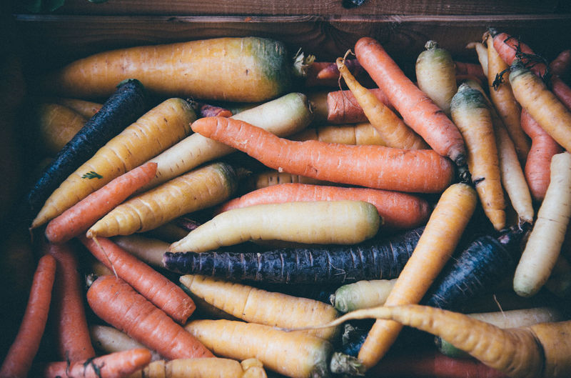 Carrot Carrots Day Food Freshness Healthy Eating High Angle View Indoors  Market Market Stall Medieval Natural No People Old Organic Organic Food Selling Traditional Variety Vegan Vegetable Vegetables Vegetarian Food BYOPaper!