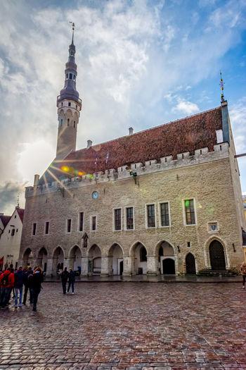 Hall Estonia