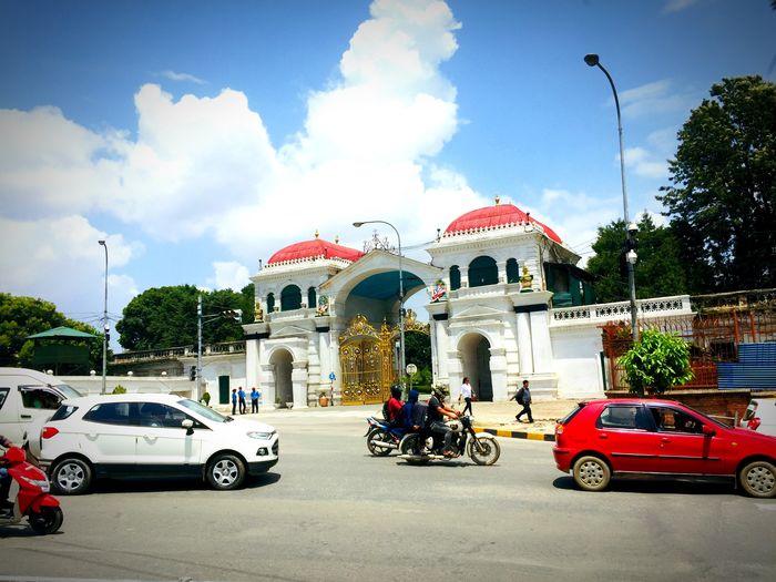 Gateway to