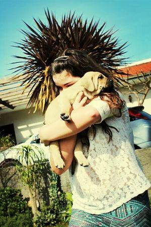 Hello World dog$max♥♡