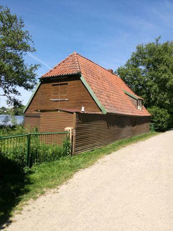 Lübeck Drägerpark Tree Sky Architecture Building Exterior Built Structure