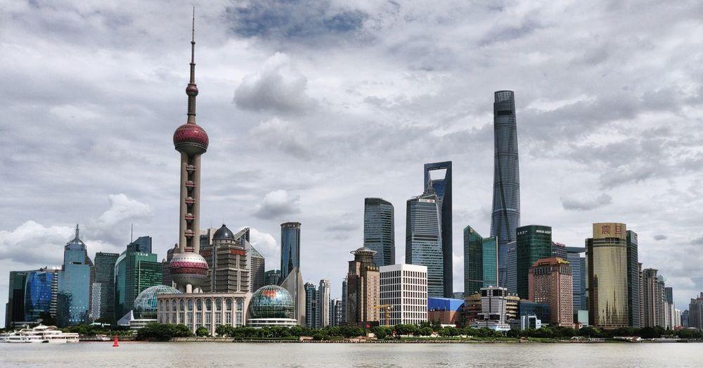Shanghai The