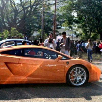 Lamborghini Lamborghini Supercar Scc Speed Power Car Cars Sportscar Instapic Instashare Instacars Instacar ParxSuperCarShow2014 Instamumbai India Instaindia Mumbai Nikon