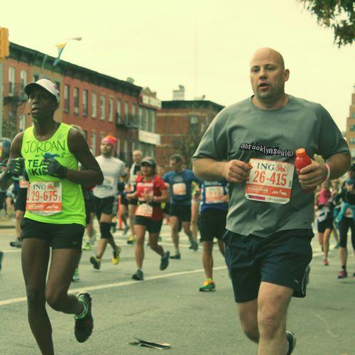 Run Running Runners ING NYC Marathon