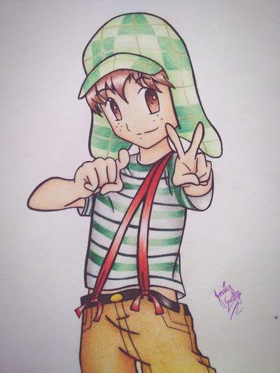 Chaves prontoo *u* Art, Drawing, Creativity El Chavo My Draw ♥