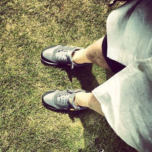 Monday ShoeDay ? Bankholiday Dayout ShoePorn Shoeselfie ShoeOfTheDay Nike Airmax